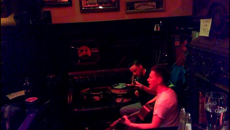 The Buggy Boys, O'Niel's pub, Dublin - 3