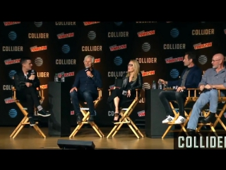 The X-Files Panel - New York Comic Con 2017