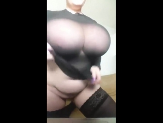 Нереально большие сиськи учительницы младших классов , chubby girl , perfect curvy , bbw , milf , big big boobs