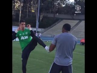 Pereira vs Martial