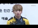 [NEWS VIDEO] 170207 Чонгук и BTS на выпускной церемонии в SOPA