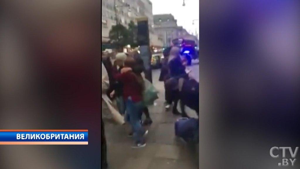 В итоге теракта влондонском метро пострадали 18 человек
