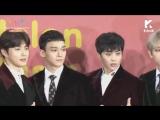 171202 EXO 엑소 - Red Carpet @ Melon Music Awards 2017