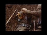 На Западном фронте без перемен (1979). Газовая атака