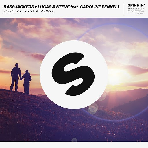 Bassjackers альбом These Heights (feat. Caroline Pennell) [Remixes]