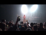 Zara performing MTMG at CB tour, LA 05-04-17