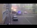 ДТП в Серпухове. Жёсткий таран в тумане... 23 июля 2017г. ДТП авария