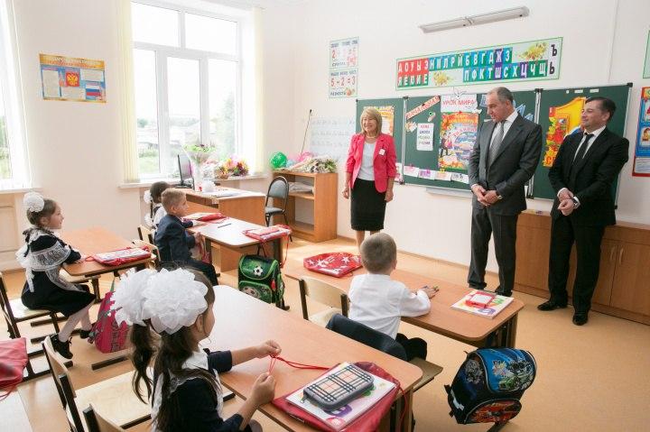 В Абазинском районе новая школа будет  носить имя первого президента Абхазии