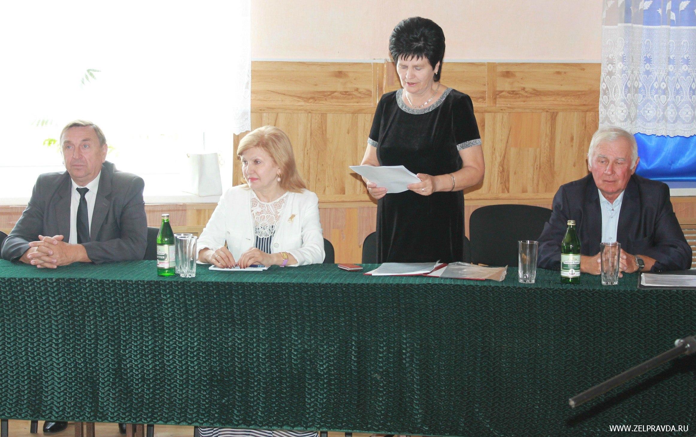 Конференция педагогических работников состоялась в Зеленчукской