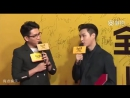[VIDEO] 171129 Lay @ Movie Please Kill Me Red Carpet