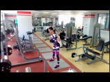 Всем хорошей наступающей рабочей недели💋 #присед #явфизкульт #ФизКультНН #fitnessbikini #sport #motivation #будьпримером #fitnes