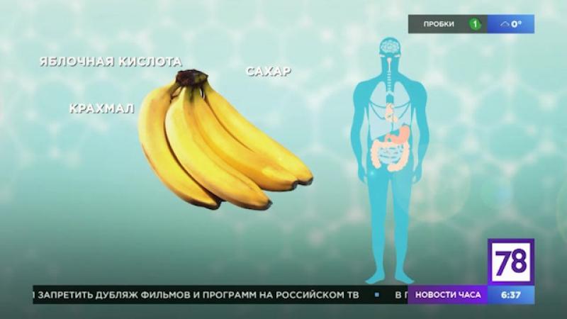 Выбираем качественные бананы с Полезным утром