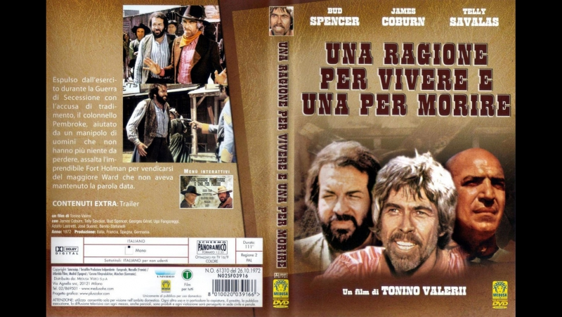 Una razon para vivir y otra para Morir - Un motiv pentru a trai, un motiv pentru a Muri (1972)
