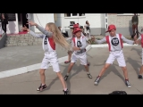 Dance School SOL (BG kids) - Дети танцуют хип-хоп (Hip-Hop) - Workshop by Komash - копия