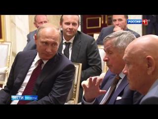 """""""Салют-7"""": улетная премьера! О реакции Владимира Путина и первых зрителей."""