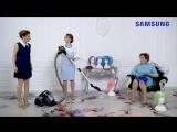 Samsung   Парики против пылесоса