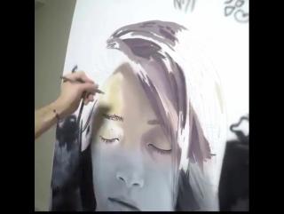 Крутой портрет