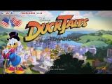 Утиные Истории игра 2013 Полное Прохождение США DuckTales Remastered Американская игра Скрудж Макдак