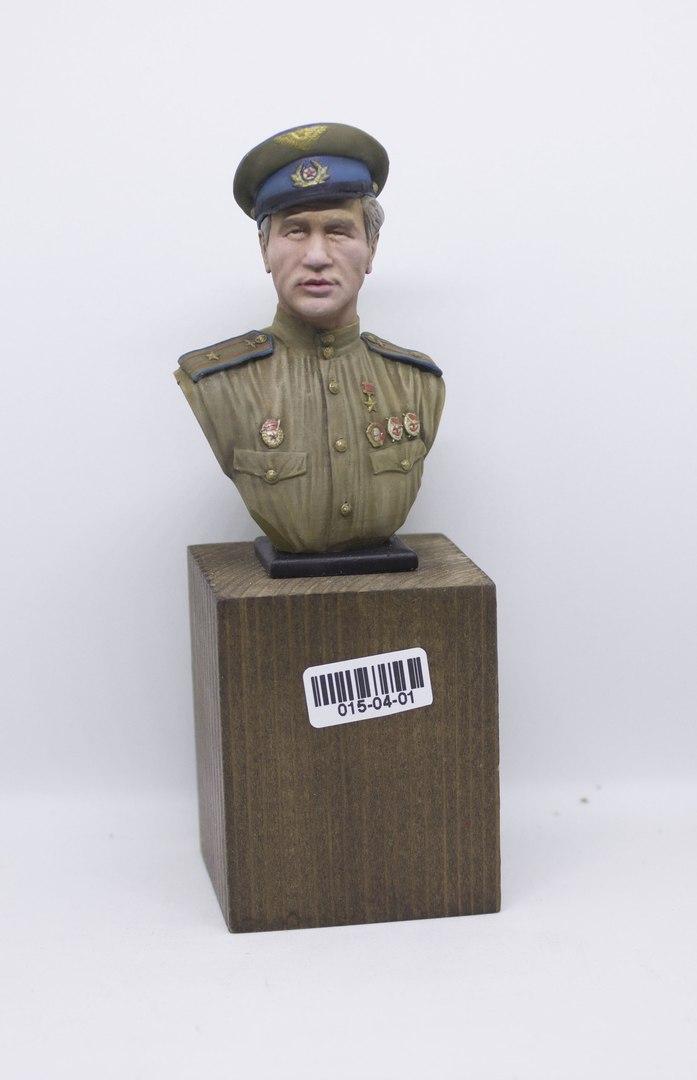 Бюст Нормандского вояки  MfOt9Ysf9PA