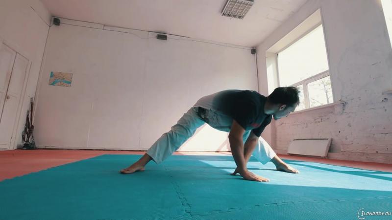 SLs Школа трикинга. 3 урок - базовые удары ногами