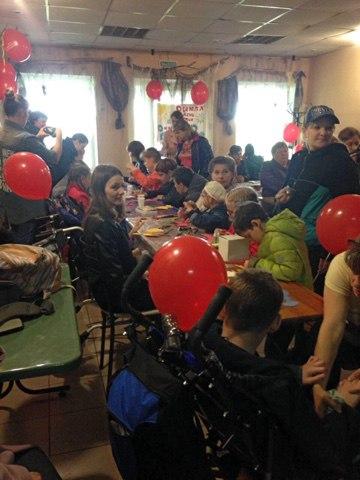 Еще одна новость о том, как мы отпраздновали День семьи, любви и верно