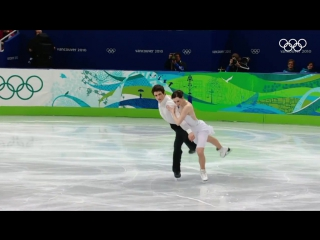 Ванкувер-2010, Тесса Вертью и Скотт Моир