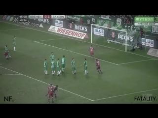 Alaba free kick | vk.com/nice_football