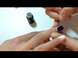3 Лунный Маникюр! Дизайн Гель-Краской! Маникюр с Бульонками! Nail Art Designs (Caviar Nails DIY)