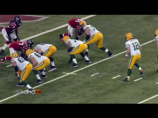 Sound FX: Packers-Falcons NFC Championship 2nd half