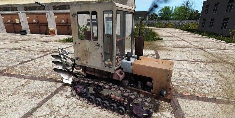 T-70 трактор