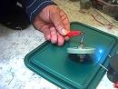 Заряд конденсатора от величины искрового промежутка.