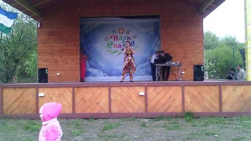 Роза Каюмова-Марьям(Узбекская)