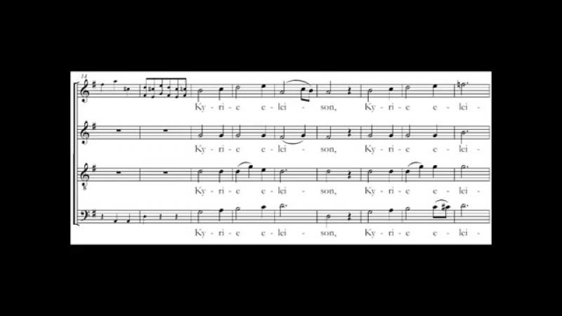 Kyrie Mass in G major DV167 Schubert смотреть онлайн без регистрации
