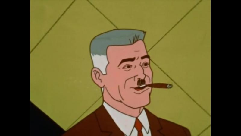 Настоящий Человек-паук 3 сезон 4 серия (1967 – 1970)