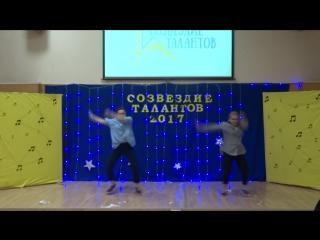 Созвездие талантов - Алёна Распутина и Екатерина Рябинина