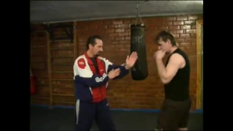 Юрий Кормушин. Защита от боксерских ударов