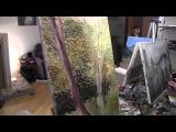 Импрессионизм для начинающих, уроки живописи в Москве, художник Игорь