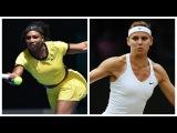 Serena Williams vs Lucie Safarova 2017 Jan-19 Round 2 Highlights HD720p50 by ACE