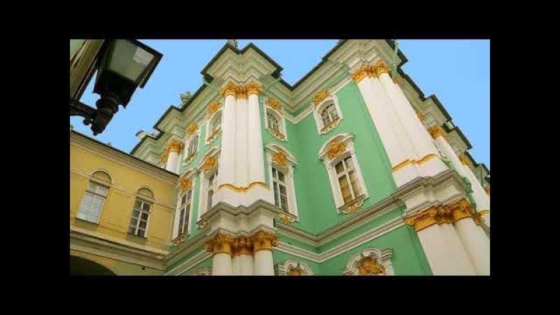 Зимний дворец в зеркале эпох