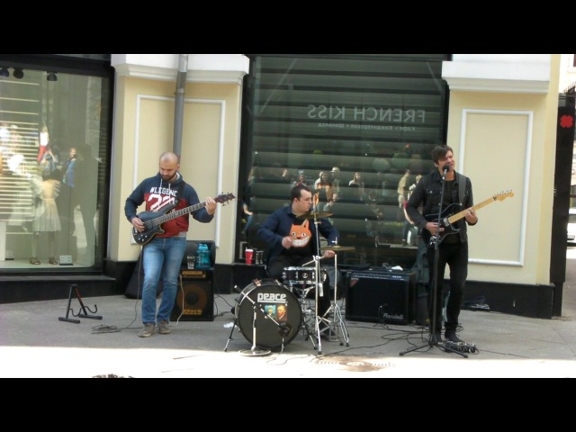 Группа dinamitband (Radiohead - Creep)