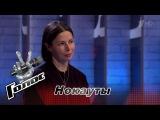 Юлия Валеева перед нокаутом Для меня было неожиданно, что Дима повернулся. Голос-6