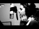 "Selena Gomez in studio singing ""Bidi Bidi Bom Bom"" of Selena Quintanilla [Subtitulado]"