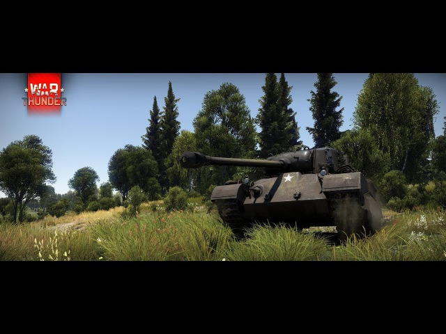 War Thunder.M26 Pershing