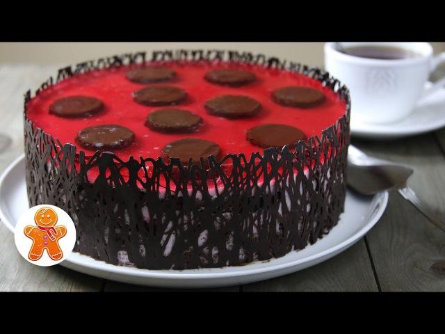 Торт Божья Коровка ✧ Вишневый Панчо ✧ Ladybug Cake (English Subtitles)
