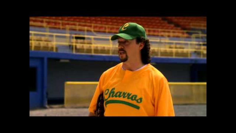 Eastbound and Down - There is no I in TEAM, but there is U in CUNT