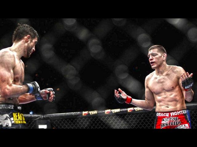 Nick Diaz vs Carlos Condit [FIGHT HIGHLIGHTS]