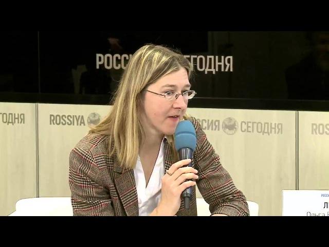 Пресс-показ фильма «Русская лампада на Афоне»