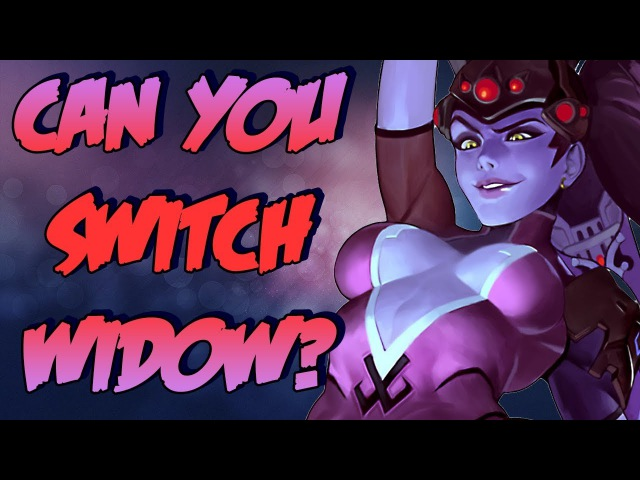 CAN YOU SWITCH WIDOW?
