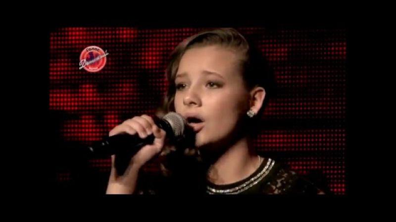 Анастасия Кудимова / Anastasia Kudimova - Ария Плавалагуны, Детский Голос Балтии финал