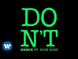 Ed Sheeran feat. Rick Ross - Don't Remix.Audio